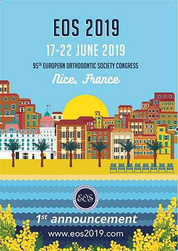 95th European Orthodontic society congress EOS 2019