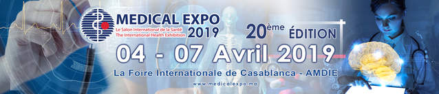 Affiche Medical Expo 2019